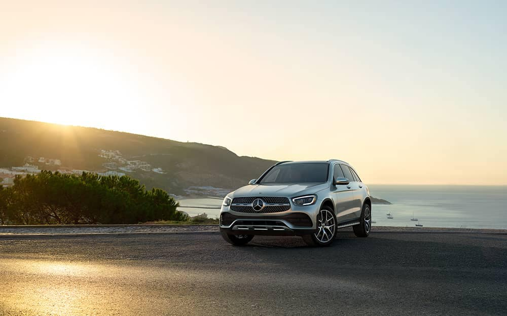 2020 MB GLC At Dawn