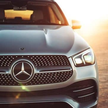 2020 MB GLE Grill
