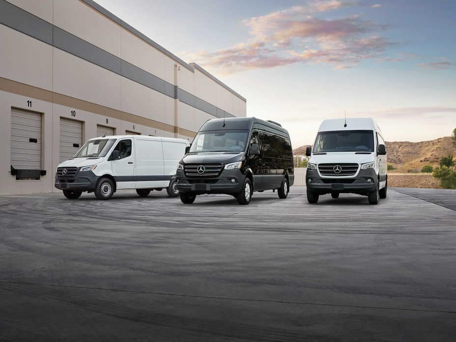 2020 Sprinter 3.9% APR for 60 months