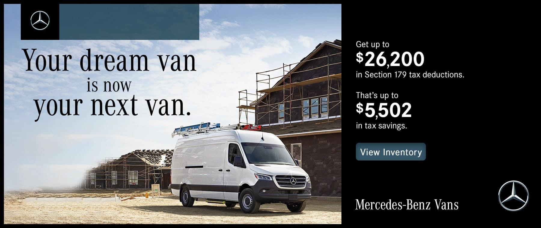 Mercedes-benz of San Diego mercedes benz vans specials