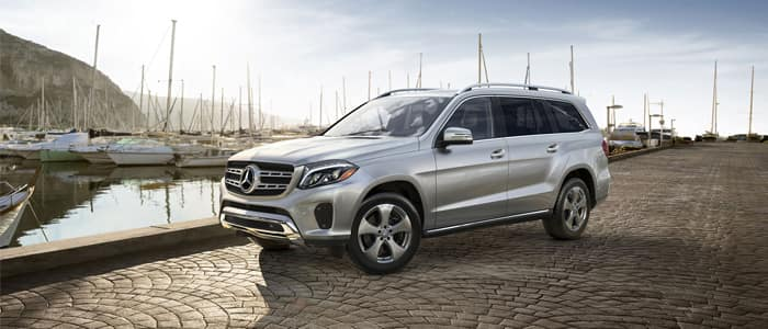 2019 GLS 450 SUV 4MATIC