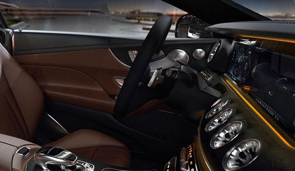 2018 Mercedes-Benz E-Class Interior Features