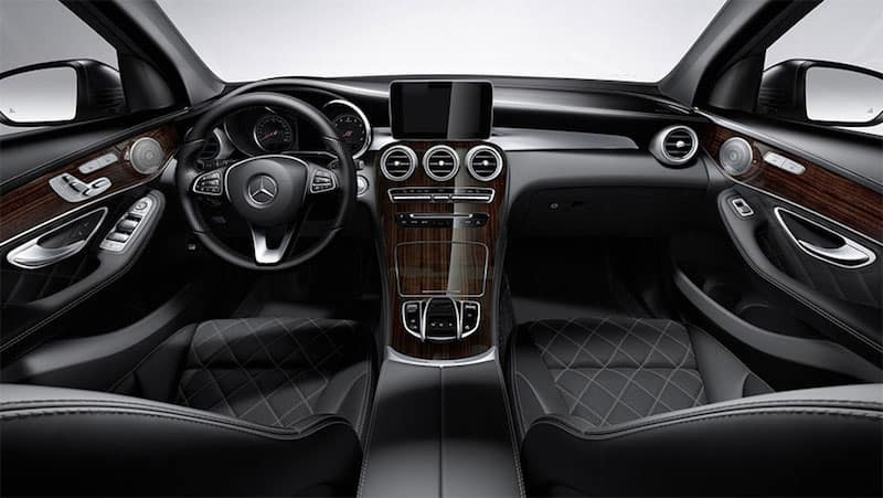 GLC interior and cockpit