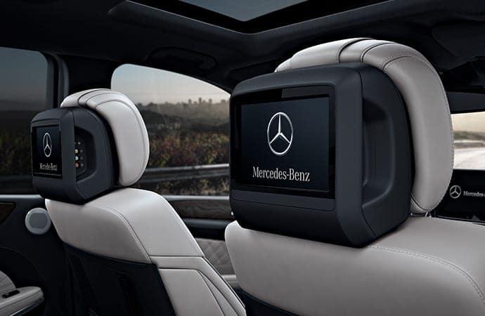 2019 Mercedes-Benz GLS Entertainment