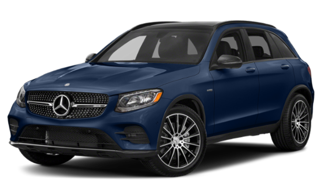 2019 mercedes-benz glc blue