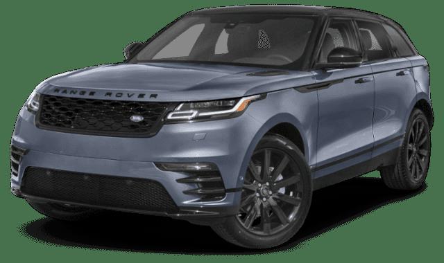 Pale Blue 2020 Range Rover Velar