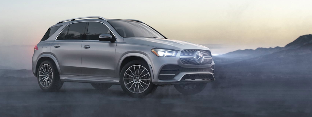 Silver 2020 MB GLE