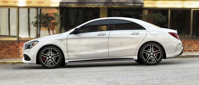 2018 CLA 250 Coupe 4MATIC®