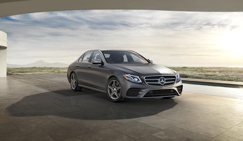 2018 Mercedes-Benz E-300 Sedan Exterior Gallery