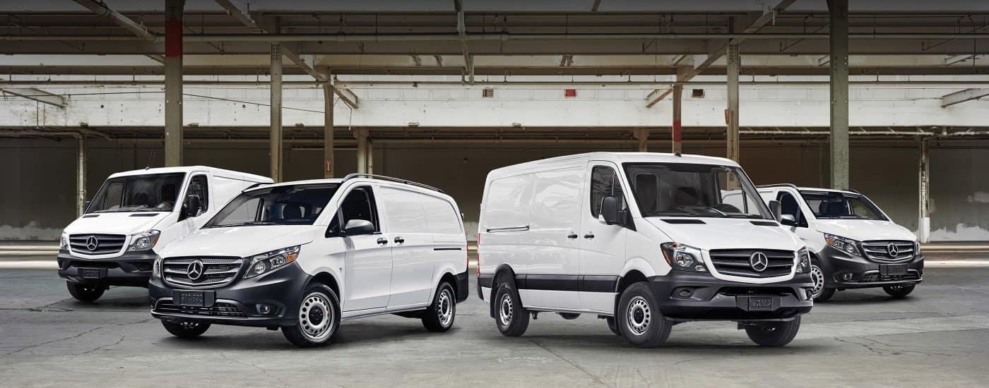 Mercedes-Benz Sprinter Upfitting | Mercedes-Benz of Warwick