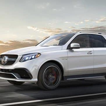2019 Mercedes-Benz GLE city highway