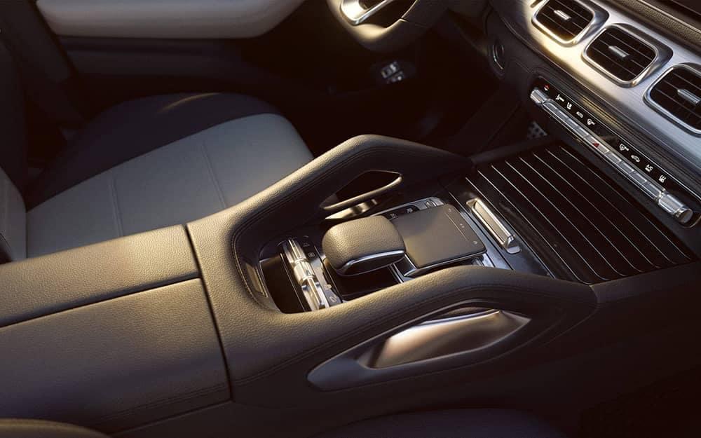 2020 MB GLE Interior