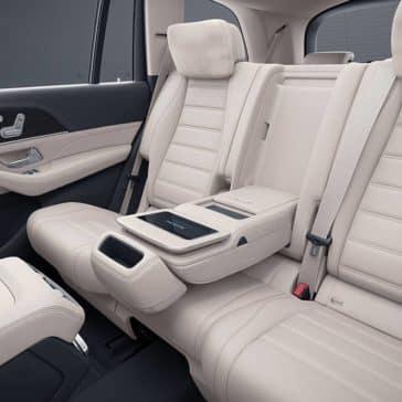 2020 MB GLS Back Seat
