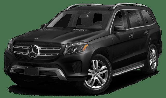 Black 2019 Mercedes-Benz GLS