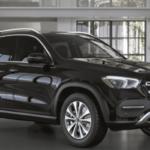 Black 2020 Mercedes-Benz GLE