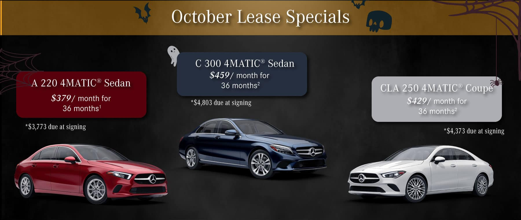 Mercedes-Benz of West Chester new 2021 mercedes benz lease specials