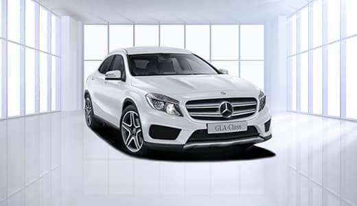 4 Day Sale | 2017 GLA Models