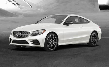 2019 C300 4MATIC Coupe