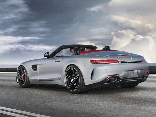 2019 AMG GT Coupe & Roadster