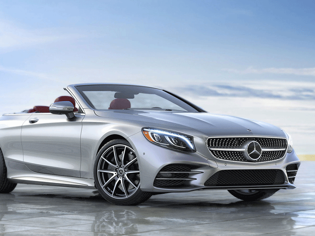 2019 S-Class Cabriolet