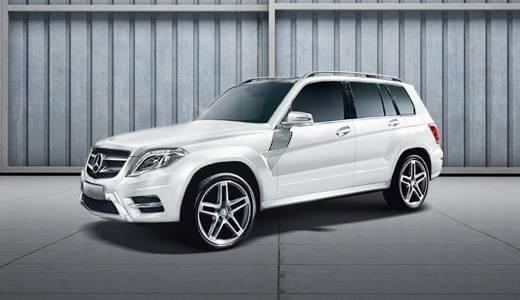 Featured Vehicles:<br> Certified GLK