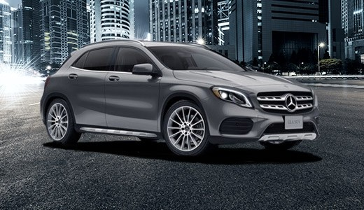 2018 GLA 250 4MATIC
