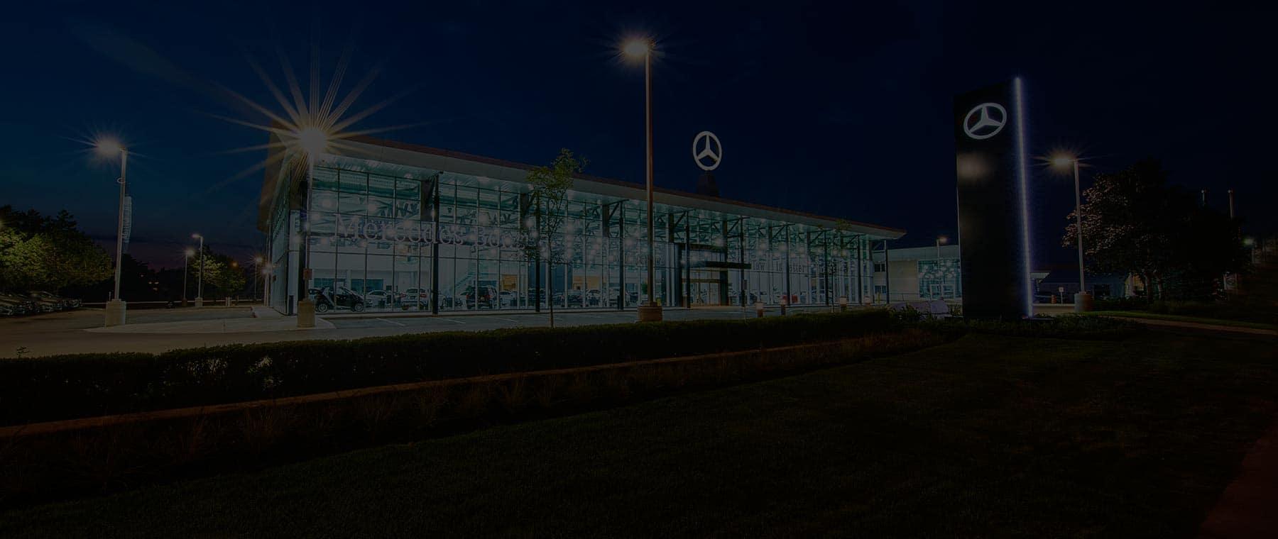 Mercedes-Benz Thornhill | Mercedes-Benz dealership in