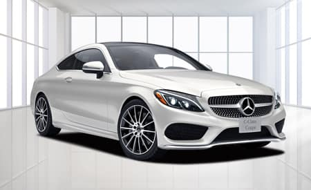 2018 C 300 4MATIC Coupe