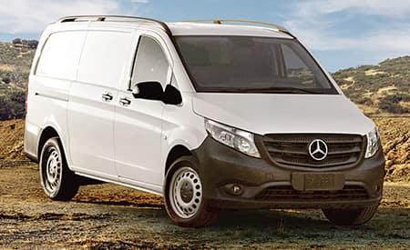 2018 Metris Cargo Van (Demo)