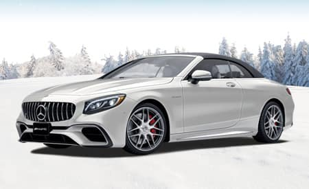 2018 S 63 AMG<br> 4MATIC Cabriolet