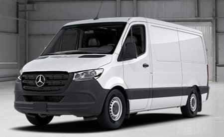 2019 Sprinter Cargo Demo Vans