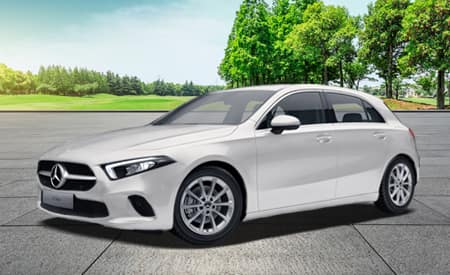 2019 A 250 4MATIC Hatch