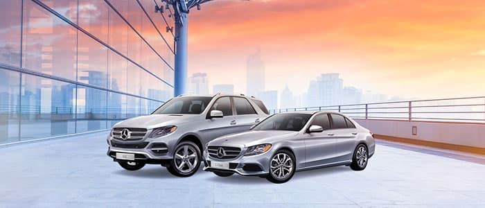 2016-2019 Mercedes-Benz Certified Pre-Owned models