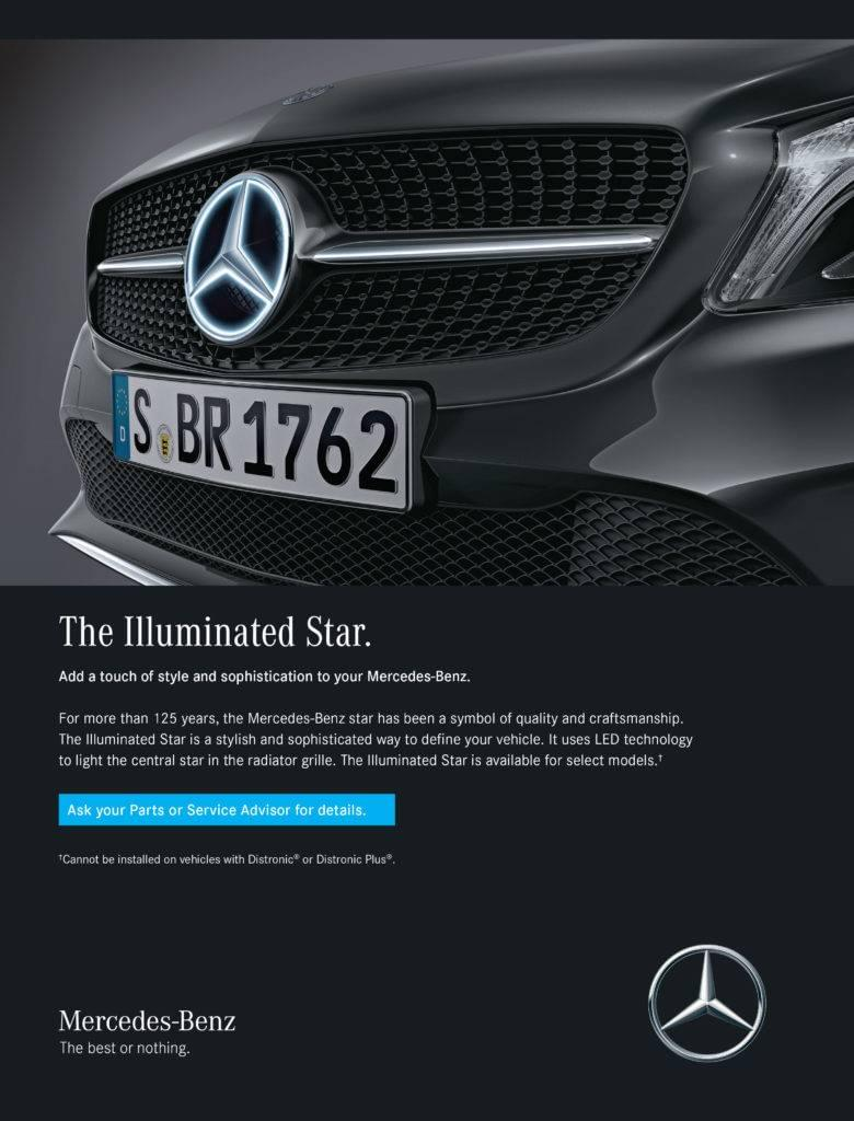 Mercedes benz genuineparts and genuineaccessories offers for Mercedes benz offers