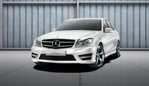Featured Vehicles:<br> Certified C-Class Sedan