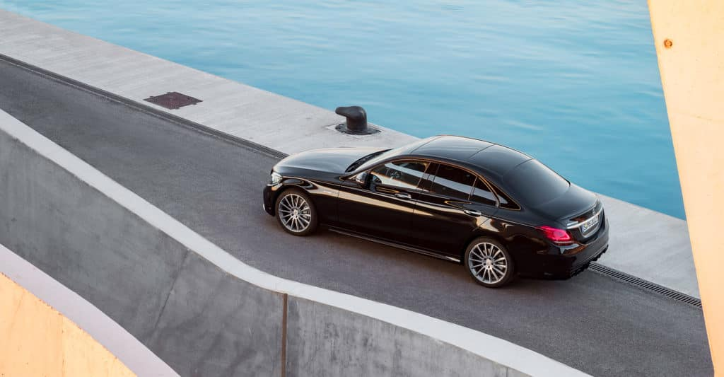 The new Mercedes-AMG C 43 4MATIC Sedan and Wagon   Mercedes-Benz