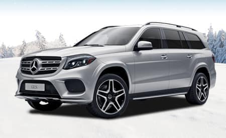 2018 GLS 450<br> 4MATIC SUV