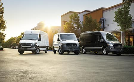 The New 2019 Sprinter<br> Launch Weekend: Nov 23-25
