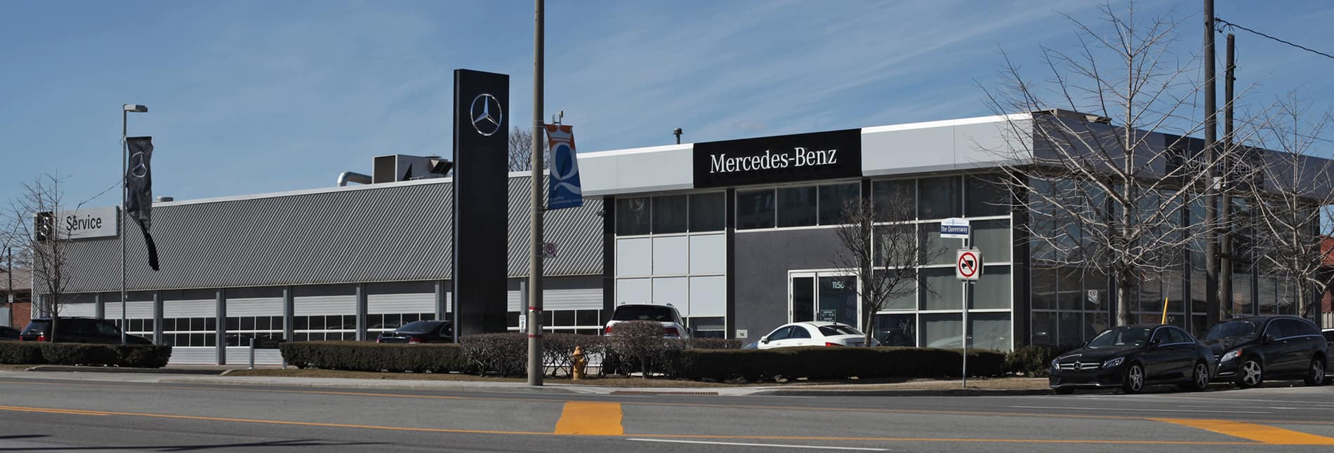 Mercedes Benz Etobicoke Service 1156 The Queensway