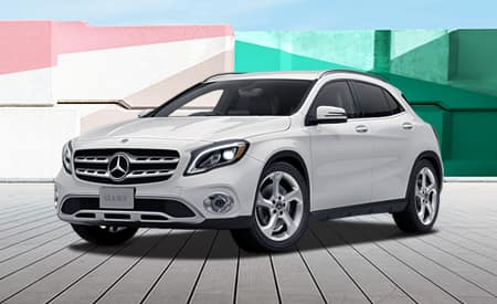 Exclusive Loyalty Offer: <br>2019 GLA 250 4MATIC SUV