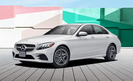 Exclusive Loyalty Offer: <br>2019 C 300 4MATIC Sedan