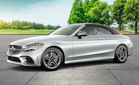Exclusive Loyalty Offer:<br>2019 C 300 4MATIC Cabriolet