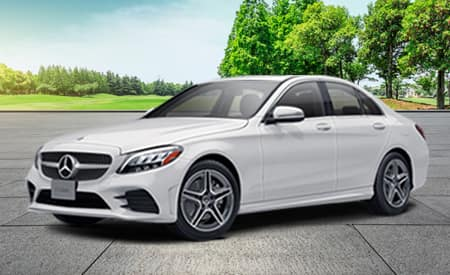 Exclusive Loyalty Offer:<br>2019 C 300 4MATIC Sedan