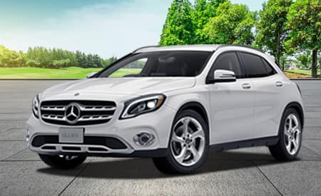Exclusive Loyalty Offer:<br>2019 GLA 250 4MATIC SUV