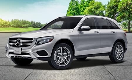 Exclusive Loyalty Offer:<br>2019 GLC 300 4MATIC SUV