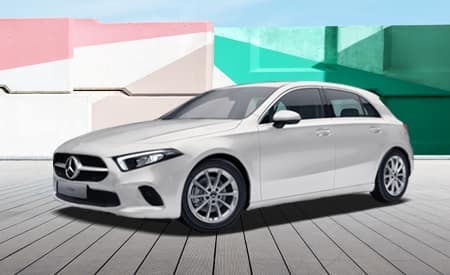 Exclusive Loyalty Offer: <br>2019 A 250 4MATIC Hatch