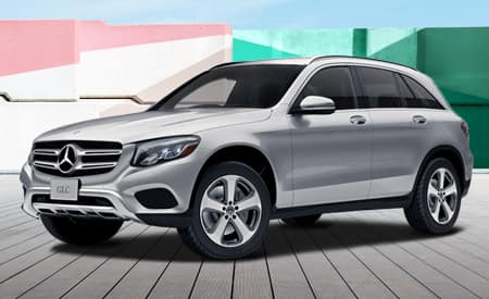 Exclusive Loyalty Offer: <br>2019 GLC 300 4MATIC SUV