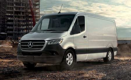 2019 Sprinter Demo Vans Sale