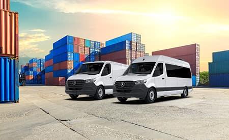 Mercedes-Benz Vans<br>2019 Clearout