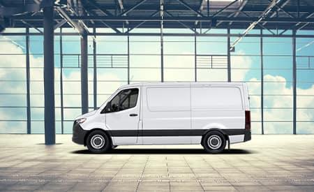 2019 Sprinter 144 Cargo <br>(Gas Engine)